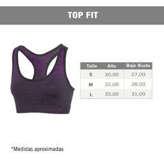 Top Deportivo Mujer