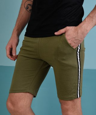 SHORT RUSTICO GALON
