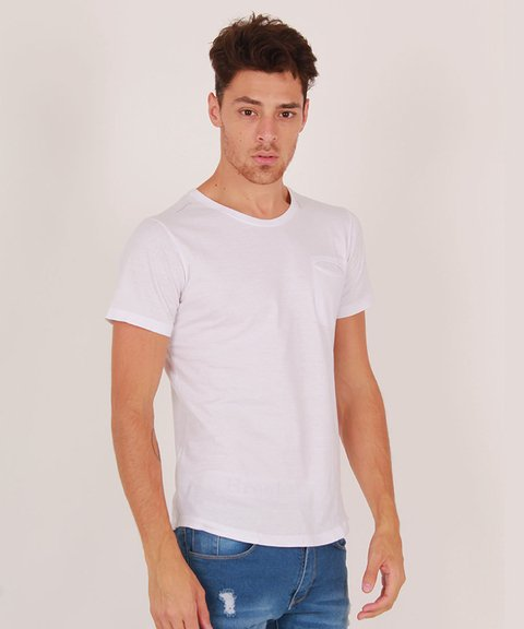 REMERA BASIC O BOLSILLO