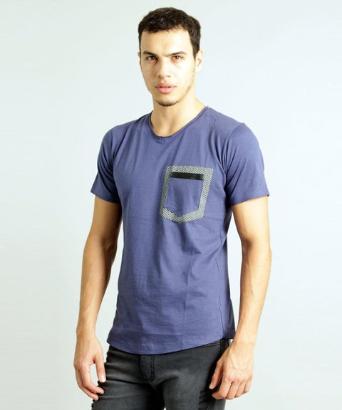REMERA POCKET
