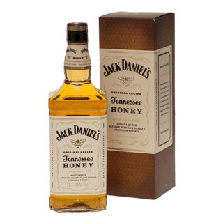 WHISKY JACK DANIEL'S - TENNESSEE HONEY