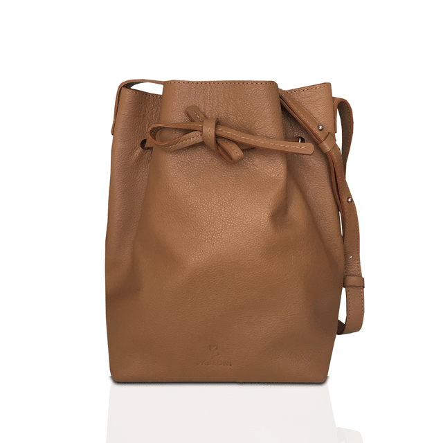Cala Bucket Bag Brown