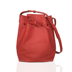 Cala Bucket Bag Red