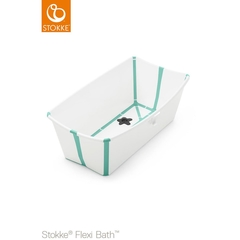 Imagem do Banheira Flexível  Com Plug Térmico / Heat Sensitive - Flexi Bath Stokke