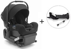 Bugaboo turtle by nuna com base isofix