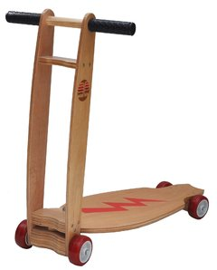 Patinete Woodnete