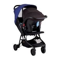 Imagem do Mountain buggy nano + cybex aton 5