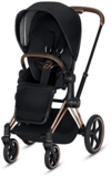 Priam 3 cybex rose gold  envio do exterior
