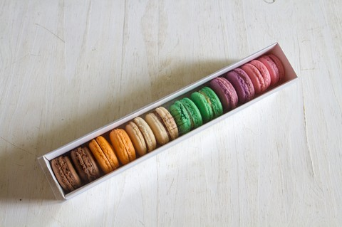 La Collection - 12 macarons