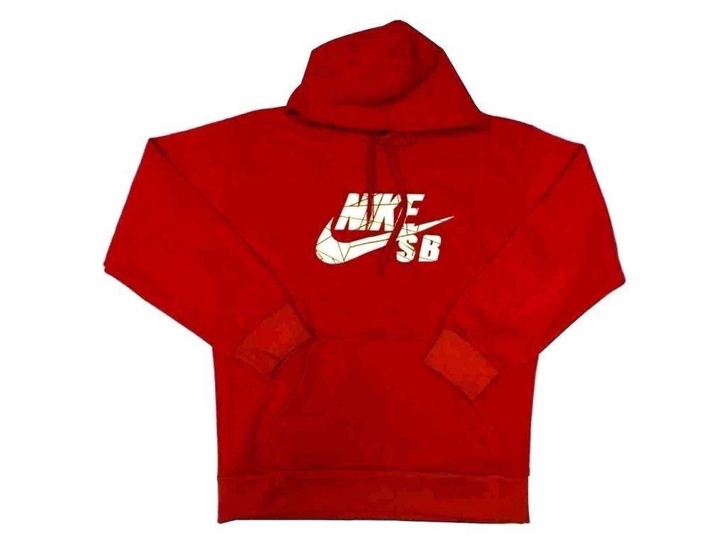 Buzo canguro Nike SB rojo - Comprar en Sportacus 33c64e7e607