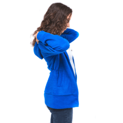 Campera 3 en 1 color azul en internet
