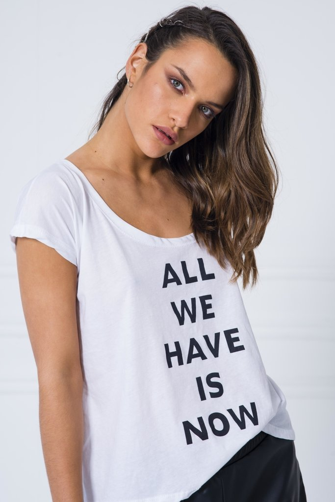 Remera All we have