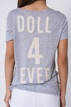 Remera Doll 4 ever en internet