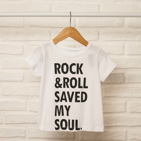 Remera Niños Rock & Roll