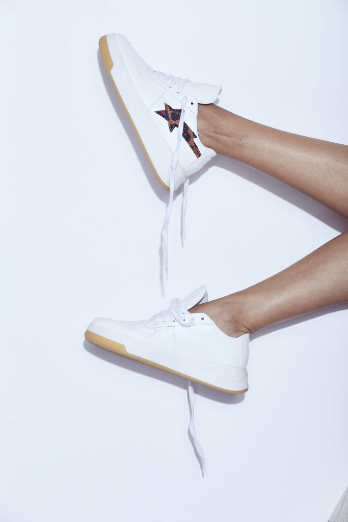 Zapatillas Johansson white