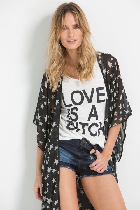 Musculosa Love is a bitch