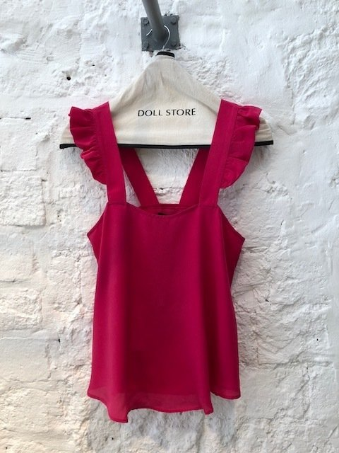 Top Alex fucsia