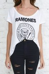 Remera Happy Ramones - comprar online