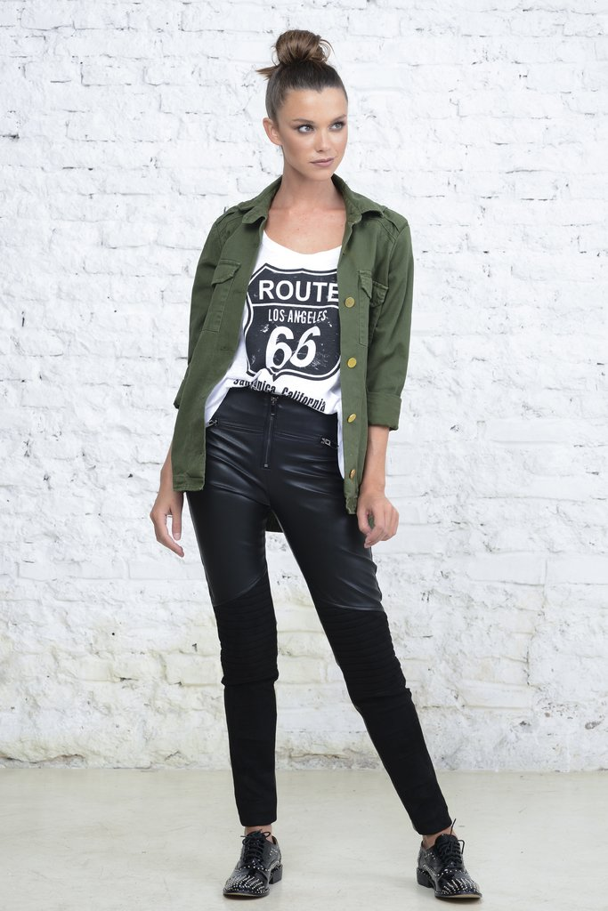 Remera Happy Route 66