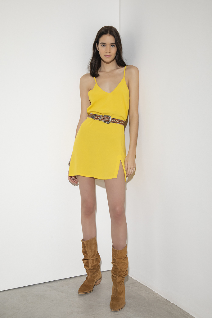 Vestido Resurection amarillo
