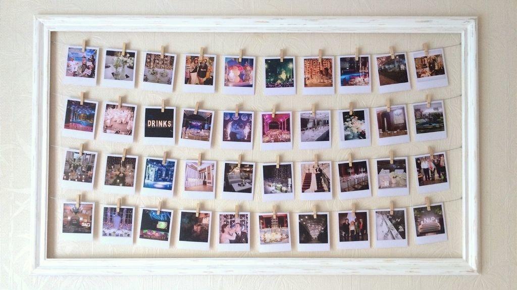 Marco Vintage + 40 Fotos Polaroid - Comprar en PopyArt