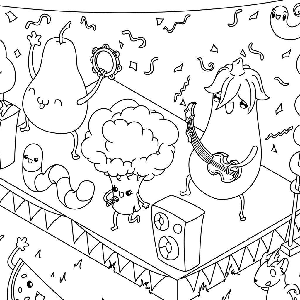 Fantástico Páginas De Colorear Gigante Congelado Modelo - Dibujos ...
