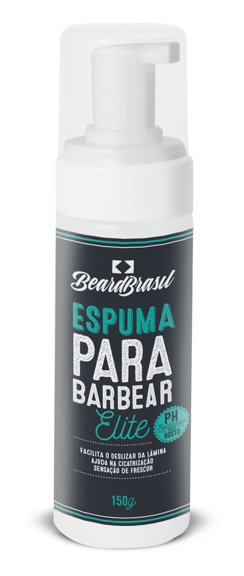 Espuma de barba 150ml