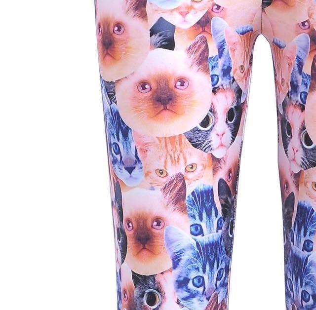 daae9db316 Calça Legging Gato Jack