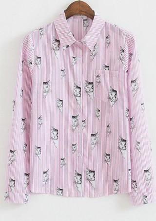 Camisa gato Grillo