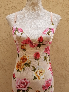 Slip dress Dolce & Gabbana   en internet