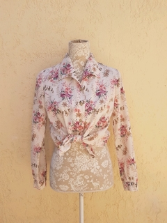 Camisa bouquet 70s en internet