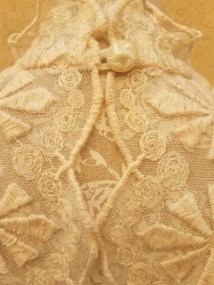 Imagen de Blusa victoriana upcycled