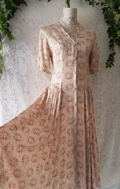 Vestido Laura Ashley 80s