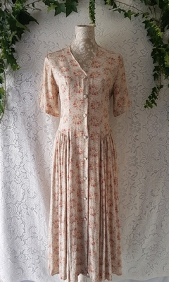 Vestido Laura Ashley 80s - comprar online