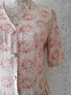 Vestido Laura Ashley 80s en internet