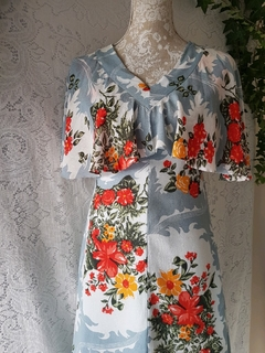 Vestido Hawaii 70s en internet