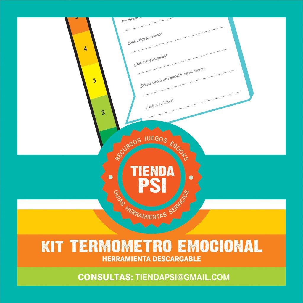 Termometro Emocional Recurso Para Medir Estados Emocionales En Cordoba Vende Puede ser parcial o totalmente inmerso en la sustancia que se está midiendo. termometro emocional recurso para medir estados emocionales