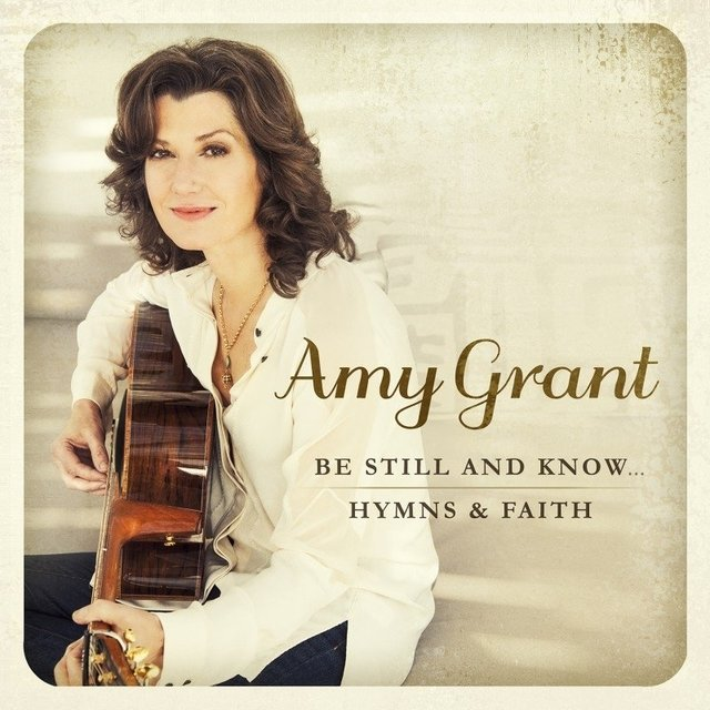 CD AMY GRANT BE STILL AND KNOW CÓD. 24893