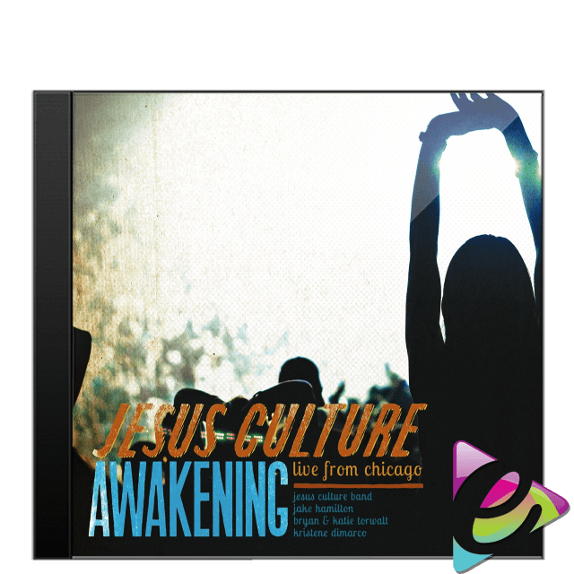 CD DUPLO JESUS CULTURE AWAKENING LIVE FROM CHICAGO CÓD. 17391