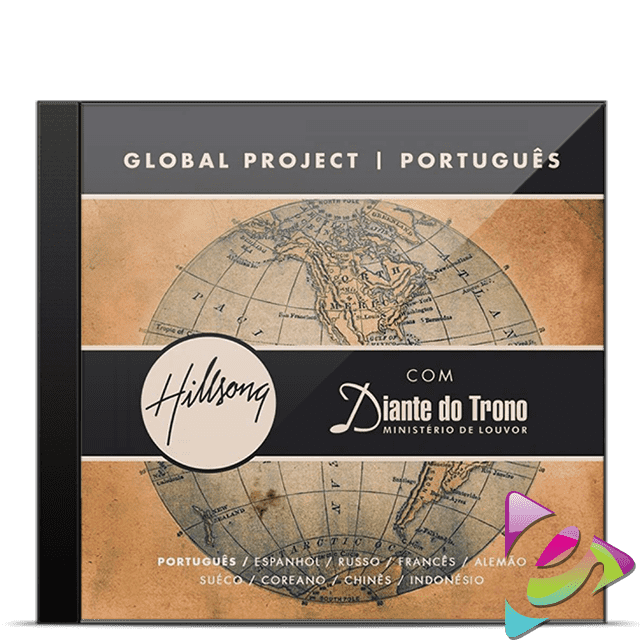 cd diante do trono hillsong global project
