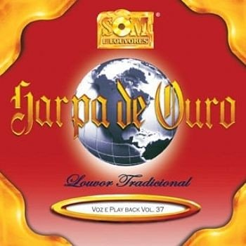 CD HARPA DE OURO VOLUME 37 CÓD. 19424
