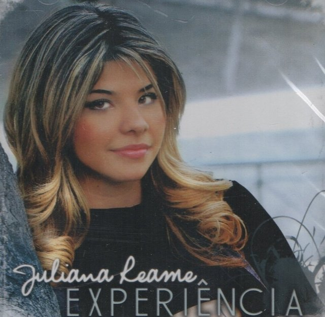 CD JULIANA REAME EXPERIENCIA INCLUSO PLAYBACK CÓD. 23018
