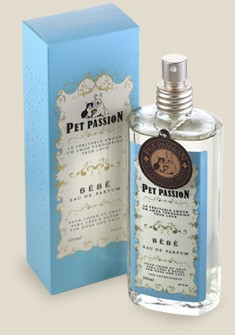 PERFUME PET PASSION BEBÉ