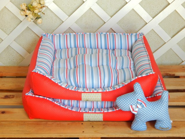 2907 - CAMA RETANGULAR COURANO - STAR BOY