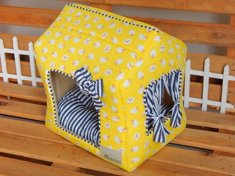 4005 - CAMA CASINHA - YELLOW SHEEP - comprar online