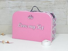 Joy Pet Design Maleta Artesanal - Hello Kitty