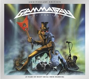 Gamma Ray - Lust For Live (Anniversary Edition) (Nac/2 Bonus)