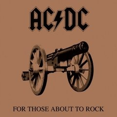 AC/DC - For Those About To Rock (Nac/Digipack)