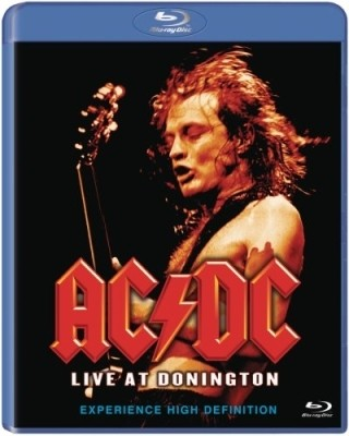 AC/DC - Live At Donington (Imp/Blu-Ray)