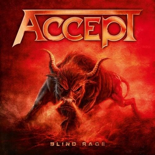 Accept - Blind Rage (CD/DVD) (Nac)